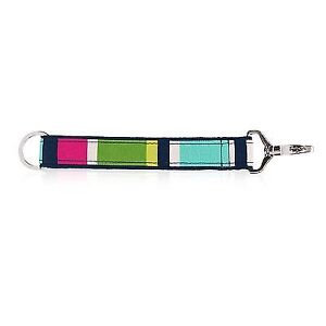 Thirty One Hang it Up Key Fob, Preppy Pop