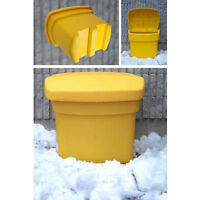 salt bins / salt box / sand , grit containers