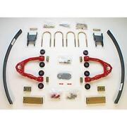 Nissan Xterra Lift Kit