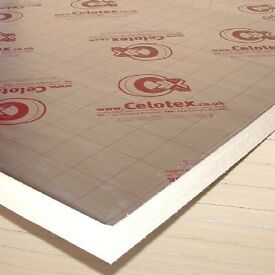 New 120mm insulation boards