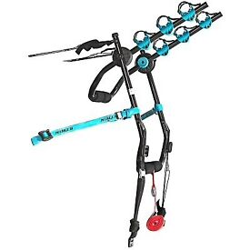 B'TWIN 300 REAR CYCLE CARRIER - 3 BIKES