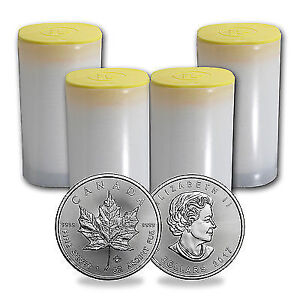 Guy with a car and 100 ounces of RCM silver maple coins