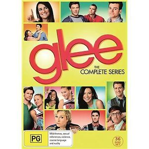LOOKING FOR : Glee DVDs