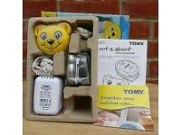 TOMY BOXED CLIP ON OUT AND ABOUT TODDLER MONITOR - IDEAL PEACE OF MIND WHEN OUT & ABOUT £15