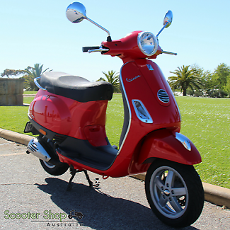 VESPA LX 50 MOPED! 0% FINANCE AVAILABLE! RIDE AWAY TODAY!