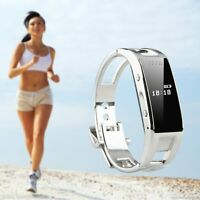 Bluetooth 3.0 Smart Wristband Watch - LCD Display, Support SMS +