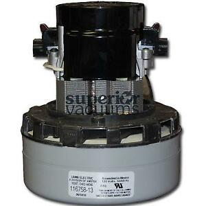 """Motor 2 Stage Bypass Acustek 5.7"""", Peripheral Discharge Wet/Dry 120 Volt"""