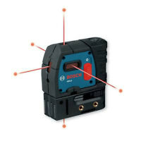 BRAND NEW Bosch Self-Leveling 5-Point Plumb and Square Laser