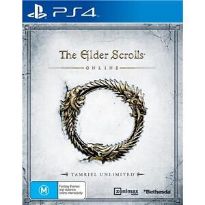 The elder scrolls pour ps4