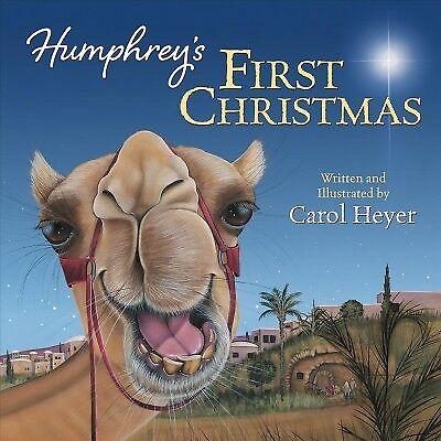 Humphrey's First Christmas, Hardcover by Heyer, Carol, Brand New, Free shippi... ()