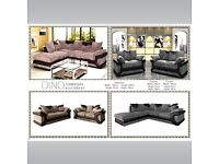 🌈🌈Brand New Dino 3+2, Corner Sofa Order Same Day For Home Delivery Order Now🌈🌈