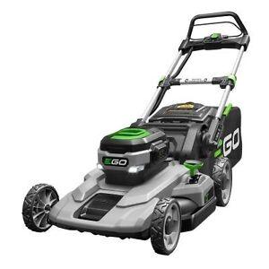 EGO 56v Li-Ion 21 Inch Lawnmower