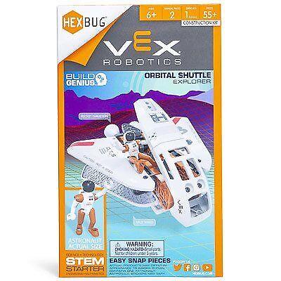 Hexbug® Vex® Robotics Orbital Shuttle Explorer Construction Kit w](Vex Robotics Kits)