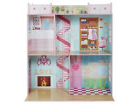 Brand new toy(doll house) from a smoke&pet free house