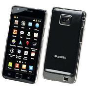 Samsung Galaxy S2 Clear Hard Case