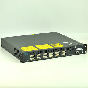 Cisco WSC4912G Catalyst Gigabit Ethernet Switch