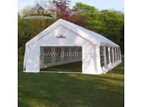 Gala Tent 6m x 12m, used once. Ideal Marquee for Weddings or Parties!