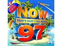Brand new sealed CD, Now that's what i call 97, sony music