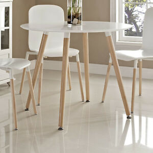 Round Bistro Style Table