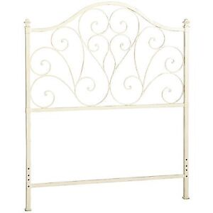 Gorgeous twin headboard and twin bed frame