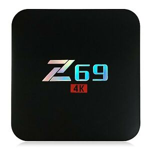 Fully loaded Z69 TV Box 2GB/16GB Android TV box(No Password)