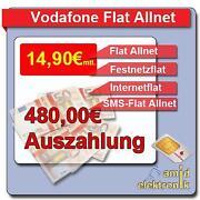 Vodafone Internet Flat