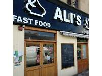 Delivery driver needed ASAP partick west end
