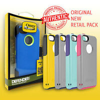 IPHONE 5C DEFENDER & COMMUTER OTTERBOX $15