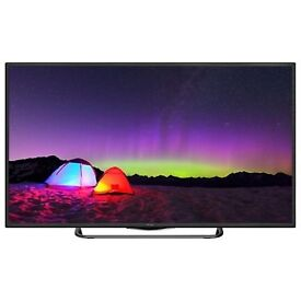 Technika 40 Inch Full HD Slim LED TV with Freeview HD, Top Condition
