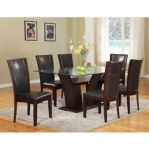 6pc Dining Set From Bad Boy