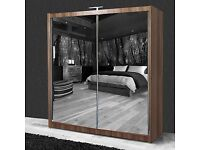 Mega Sale Offer????Brand New QUEEN FULL MIRROR WARDROBE Order Same Day For Home Delivery????