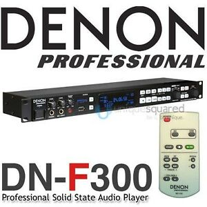 Denon DN-F300 USB/SD Player DAC