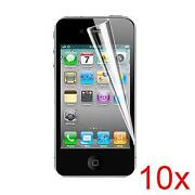 iPhone 4 Screen Protector Crystal