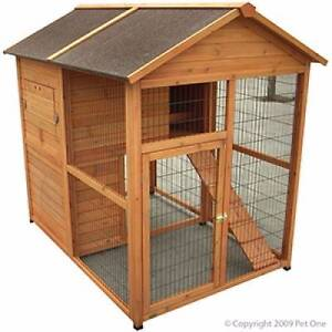 Chicken Coop - Wooden Chicken House 141 H X 160.5W X 141D Coorparoo Brisbane South East Preview