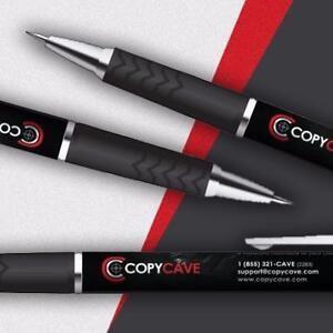 Custom Pens | Quality Custom Pens Printed with your logo or info | Free shipping on orders of 50+ | Great Bulk Prices!