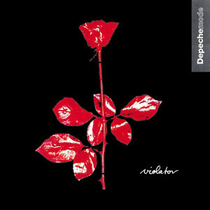 Audio CD: Depeche Mode - Violator (1990)