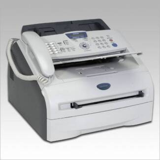Brother FAX 2820 Mulltifunction Function Mono Fax Printer