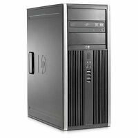 HP Compaq 8100Elite Core i5 (3.20)GHz Win7 Pro Business Tower PC