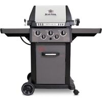 BROIL KING GRILLS FREESTANDING NATURAL GAS MONARCH 390 (931287)