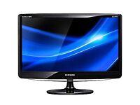 "SAMSUNG LCD MONITOR 20"" Widescreen B2030N BLACK"