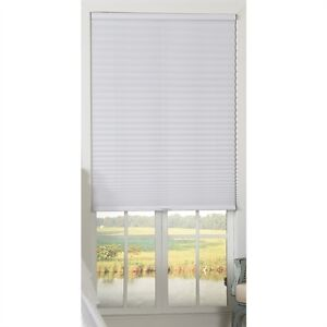 """1"""" Cordless light-filtering pleated shades"""