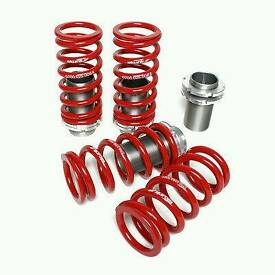 Honda crx esi delsol lowering kit springs coilovers sleeves