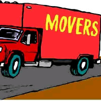 Big  movers 16 ft  truck and  2 movers $55 an hour