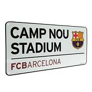 FC Barcelona Signed