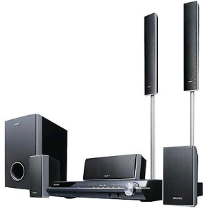 Selling a Sony 5.1 Surround Sound DVD home theater system.