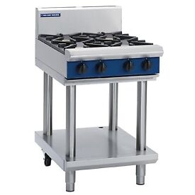 Blue Seal 4 Burner Cooker Gas