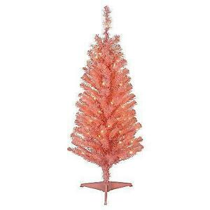 Pink Christmas Tree | eBay