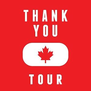 Thank You Canada Tour with Tessa Virtue and Scott Moir, Patrick