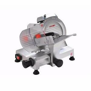 "Meat Slicer - 8"" Blade - Free shipping - made by Eurodib"