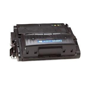 HP 42X Q5942X REMANUFACTURED BLACK TONER CARTRIDGE HIGH YIELD